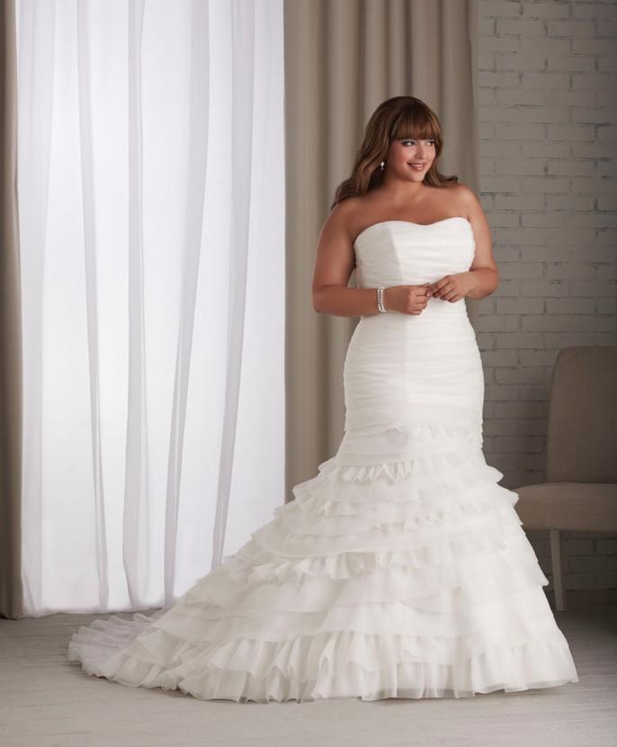 Plus Size Wedding Dresses Rugby : Bonny bridal amore plus wear