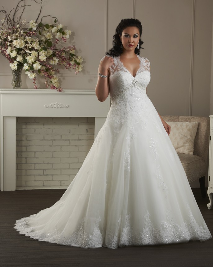 Bonny Bridal Amore Plus Bridal Wear